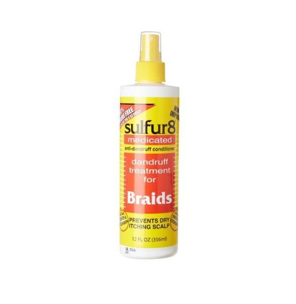 Sulfur 8 Braid Spray