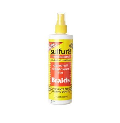 Sulfur 8 Braid Spray