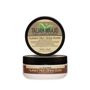 Taliah Waajid Nutrient Rich Shine Butter