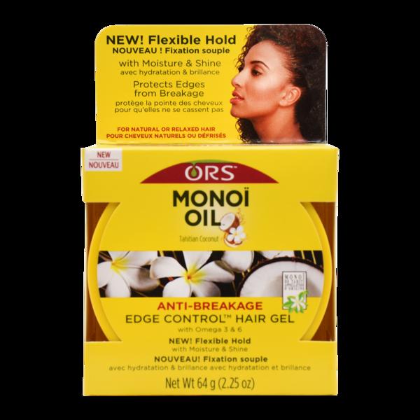 Ors Monoi Oil Edge Control Hair Gel