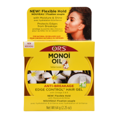 Ors Monoi Oil Edge Control Hair Gel