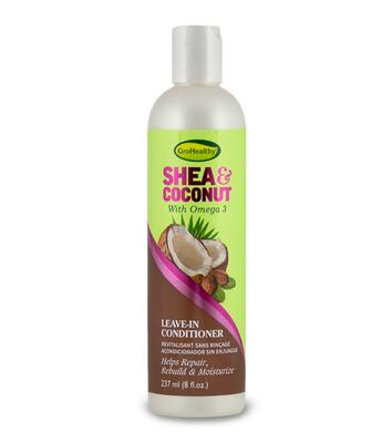 Sof N' Free Gro Healthy Shea & Coconut Leave-in Conditioner