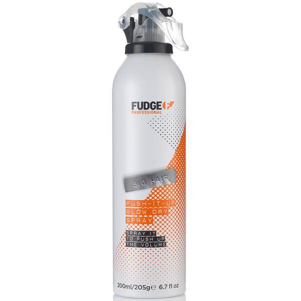 Fudge Push It Up Blow Dry Spray