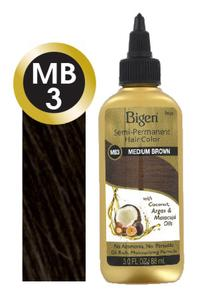 Bigen Semi-permanent Hair Colour