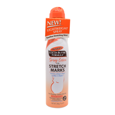 Palmer's Cocoa Butter Spray Lotion For Stretch Marks