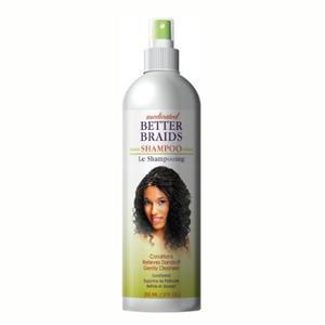 Better Braids Medicated Shampoo
