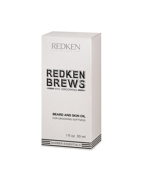 Redken Brews Mens Beard Oil