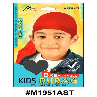 Murry Kids Durag Assorted Color - M1951ast