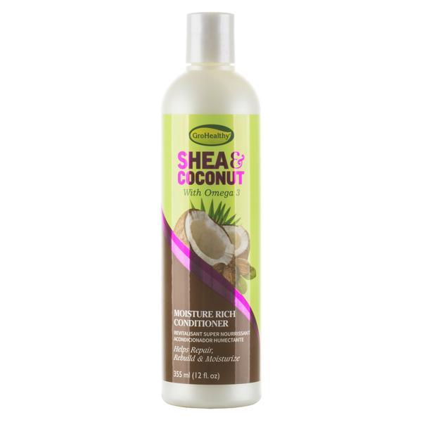 Sof N' Free Gro Healthy Shea & Coconut Moisture Rich Conditioner