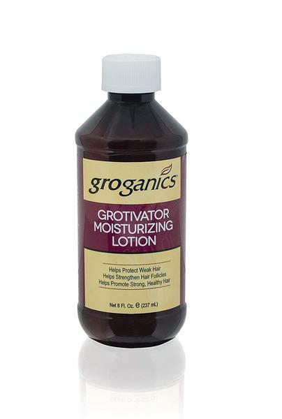 Groganics Grotivator Growth Moisturizing Lotion