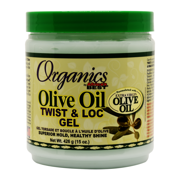 Original Africa's Best Olive Twist & Loc Gel