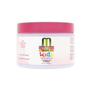 Mazuri Kids Precious Ponytail Hair Pudding
