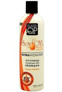 Elasta Qp Soy Oyl Moisture-rich Shampoo