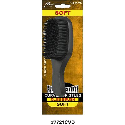 Magic Collection Curved Soft Club Brush 7721cvd