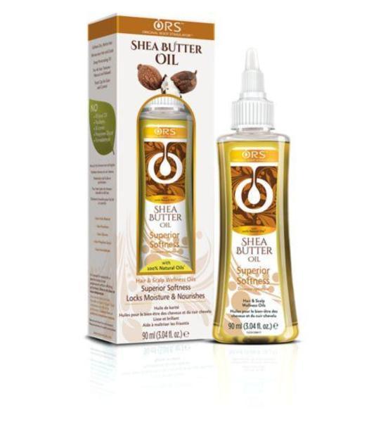 Ors Wellness Oils Shea Butter Oil