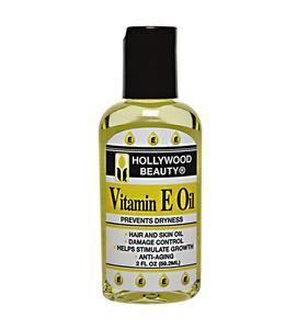 Hollywood Beauty Vitamin E Oil