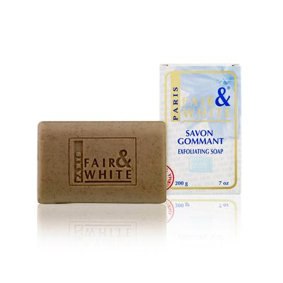 Fair & White Original Savon Gommant Exfoliating Soap