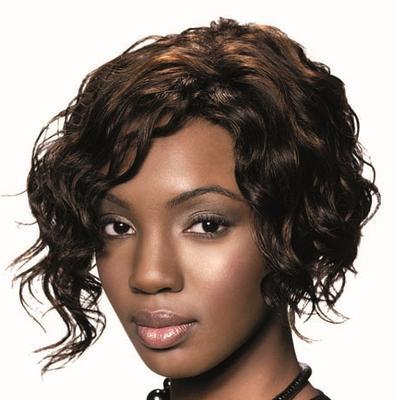 Sleek 100% Human Hair Wig Retro