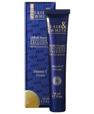 Fair & White Exclusive Whitenizer Brightening Cream With Vitamin C