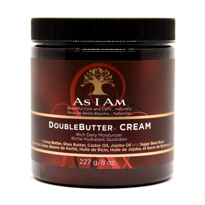 As I Am Double Butter Cream 227g