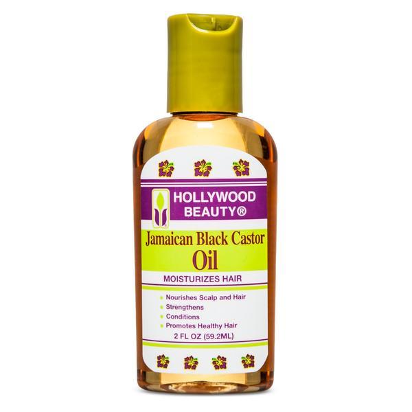 Hollywood Beauty Jamaican Black Castor Oil