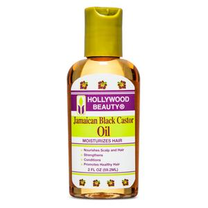 Hollywood Beauty Jamaican Black Castor Oil