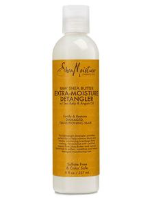 Shea Moisture Raw Shea Butter Extra-moisture Detangler