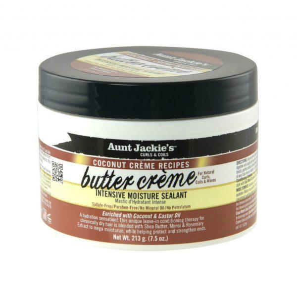Aunt Jackie's Butter Crème Intensive Moisture Sealant
