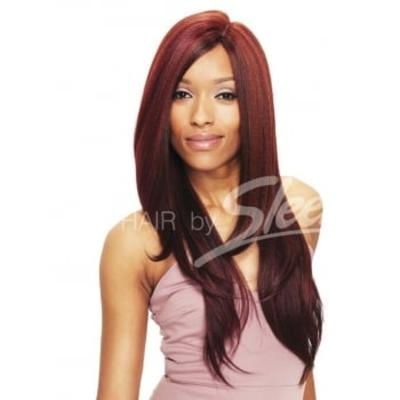 Sleek Tongable Synthetic Wig Evie