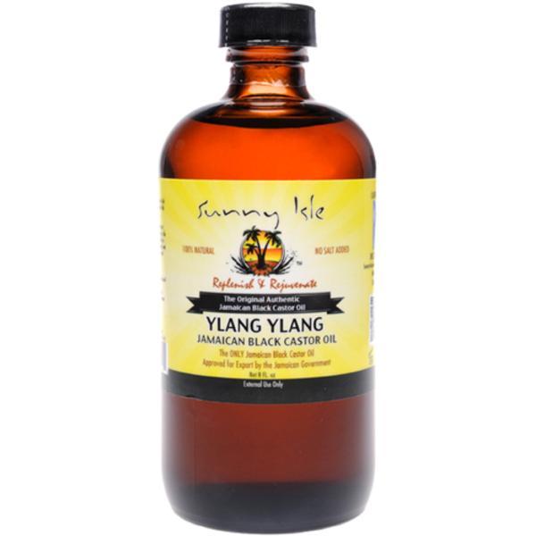 Sunny Isle Ylang Ylang Jamaican Black Castor Oil