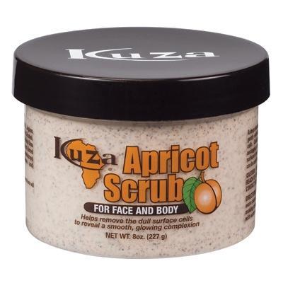 Kuza Apricot Face And Body Scrub