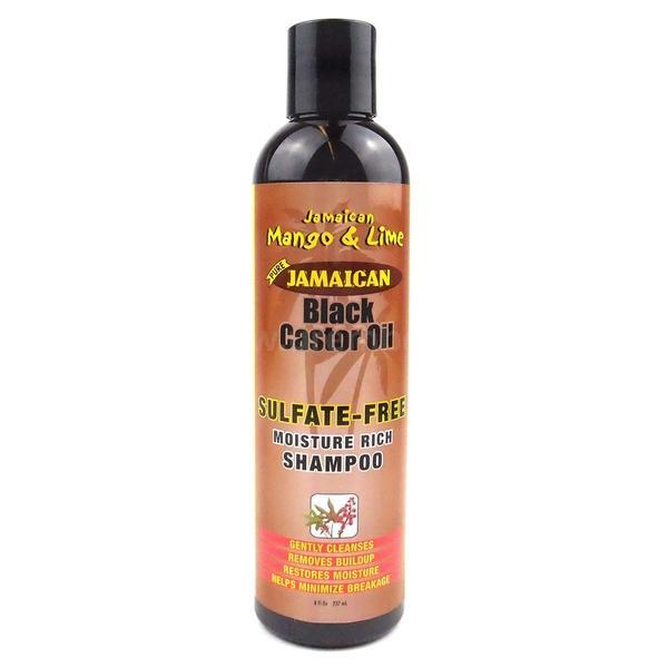 Jamaican Mango & Lime Black Castor Oil Sulfate Free Shampoo